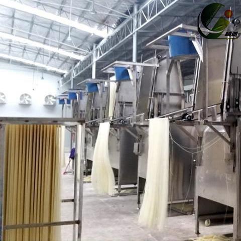 米粉/杂粮面生产线